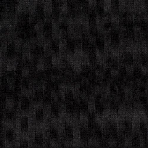 MIRABLAU DESIGN Stoffverkauf Baumwolle Samt Fischgrat Print grau schwarz (1-178M), 0,5 - Grau Fischgrat-jacke