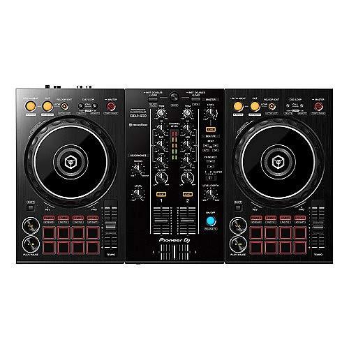 Pioneer DJ - 2-Kanal-Controller - Mixer - DJ-Zubehör - Funktioniert mit Rekordbox DJ - Professionelle Effekte