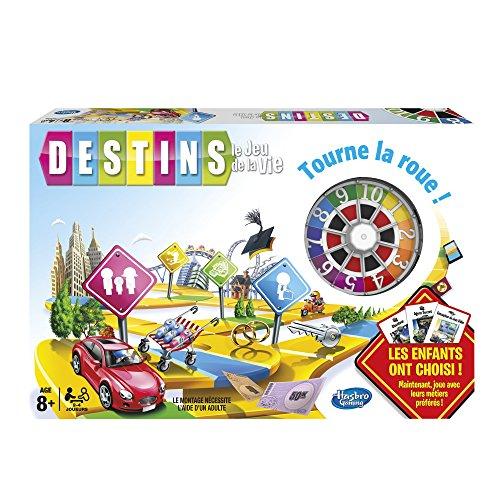 Hasbro - 040004470 - Jeu De Société - Destins - Le jeu de la vie