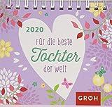 Für die beste Tochter der Welt 2020: Mini-Monatskalender -