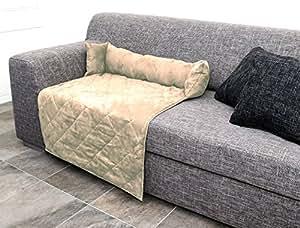 hunde sofa schondecke autoschondecke hundedecke tierdecke mit kissen haustier. Black Bedroom Furniture Sets. Home Design Ideas