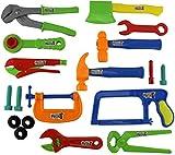 18 x Kinder Werkzeug Set Sonderposten Restposten Werkzeugset für Werkzeugbank