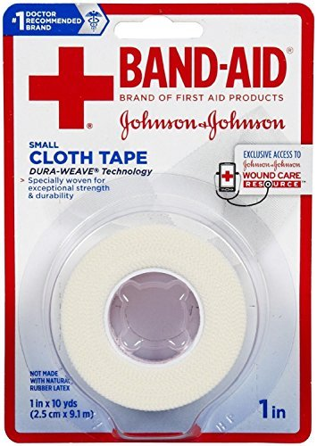 bandaid-first-aid-1-in-x-10-yds-cloth-tape-1-ct-by-band-aid