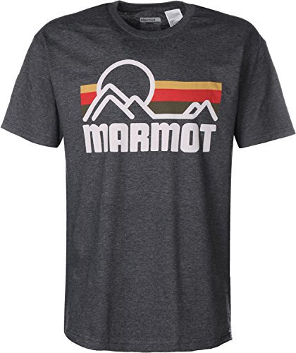 marmot-coastal-camiseta-new-charcoal-heather