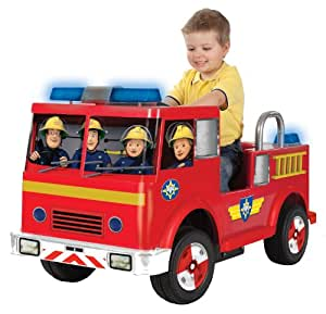 Fireman Sam 12v Battery Powered Ride On