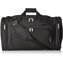 5 Cities extragroßes superleichtes Reisegepäck Bordgepäck Handgepäck, ideal für Wochenend-/Kurztrips, Sport- und Trainingstasche mit Schulterriemen – 3 Jahre Garantie