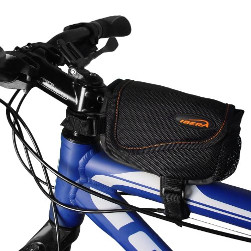Preisvergleich Produktbild Ibera Fahrrad Top Tube Tasche