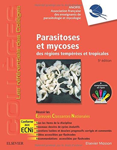 PARASITOSES ET MYCOSES 5ED