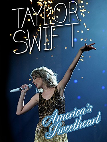 Taylor Swift: America's Sweetheart Cover
