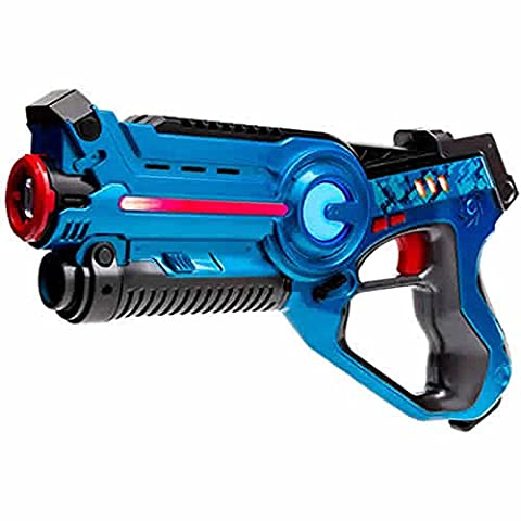 Light Battle Active pistolet jouet infrarouge bleu -