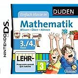 DUDEN Einfach Klasse in Mathematik 3./4. Klasse - [Nintendo DS]