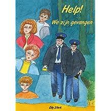 Help! We zijn gevangen (Dutch Edition)