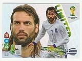Panini Adrenalyn WM 2014 Brasilien - Samaras Griechenland limited Edition Karte
