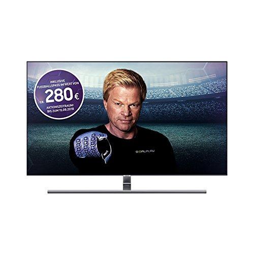 "Samsung 65"" GQ65Q7FN 4K QLED Fernseher (Q HDR 1500, Twin Tuner, Ultra Black, Smart TV)"