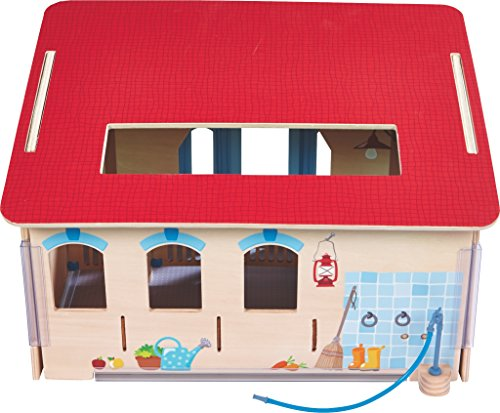 Haba 302168 Little Friends Puppenhaus