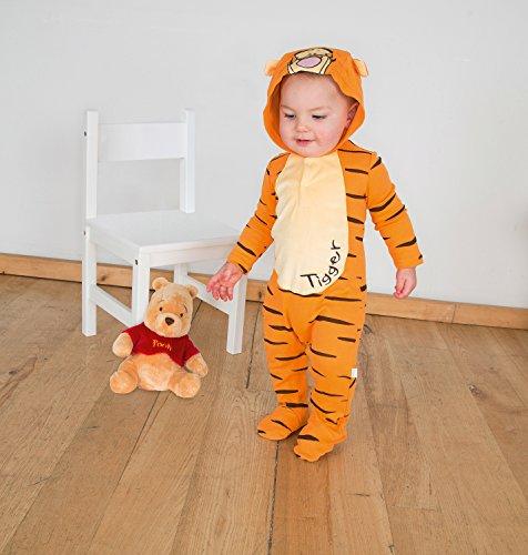 Tigger Jersey Romper - 12-18m (Tigger Kinder Für Kostüm)