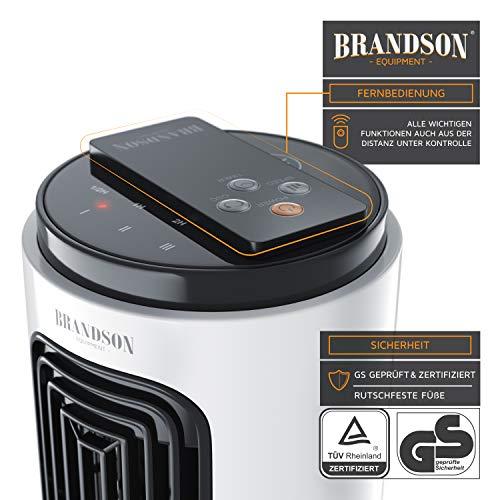 Brandson – Tischventilator Bild 3*