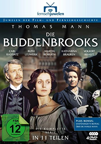 Die Buddenbrooks - Die komplette Serie in 11 Teilen (Fernsehjuwelen) [4 DVDs] (Wega-tv)