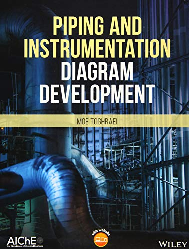 Piping and Instrumentation Diagram Development (Piping Engineering)