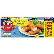 Birds Eye 28 Omega 3 Fish Fingers, 784g (Frozen)