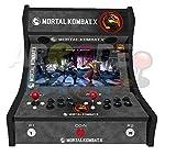 Arcade Machines - Mortal Kombat X (SET 2) - 2 jugadores Arcade Bartop Machine - 815 JUEGOS EN 1