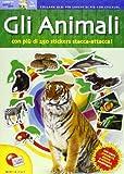 eBook Gratis da Scaricare Animali Quaderni per sapere di piu Con adesivi (PDF,EPUB,MOBI) Online Italiano