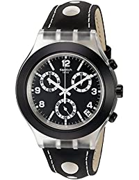 Swatch Irony Chrono Black Cup Unisex Uhr SVCK4072