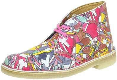 Clarks  Desert Boot Desert Boots Womens  multi-coloured Mehrfarbig (Multicolor) Size: 4.5 (37.5 EU)