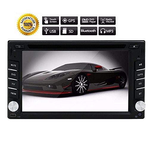 Navigation Car Din Double Stereo (Eincar 6.2