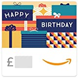 Birthday Packages -  Amazon.co.uk eGift Voucher