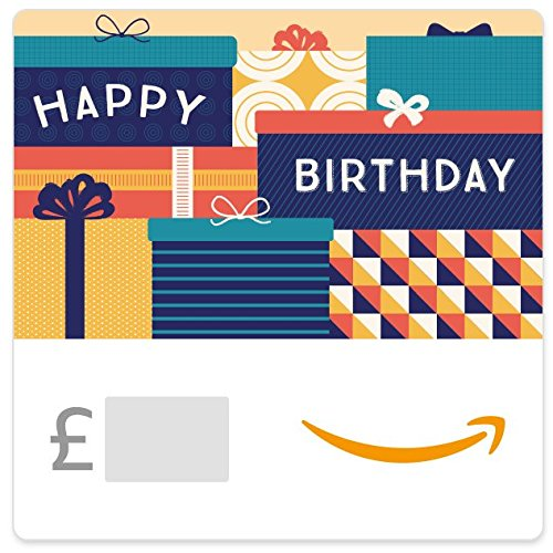Birthday Packages - E-mail Amazon.co.uk Gift Voucher Test