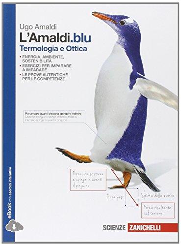 L'Amaldi.blu. Termologia e ottica.