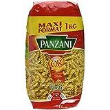 Panzani Pâtes Torti 1 kg - Lot de 3