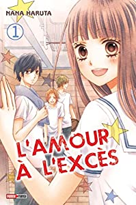 L'amour à l'excès Edition simple Tome 1