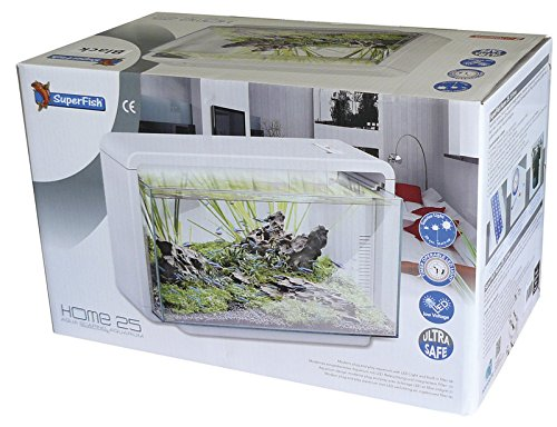 SF LED Aquarienset Home 25 schwarz - 3