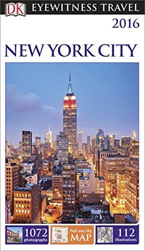 DK Eyewitness Travel Guide New York City por DK