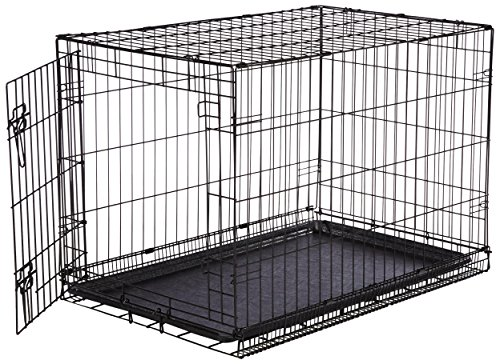 amazonbasics-cage-pliante-en-metal-avec-1-porte-pour-chien-taille-l