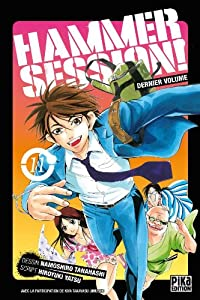 Hammer Session Edition simple Tome 11