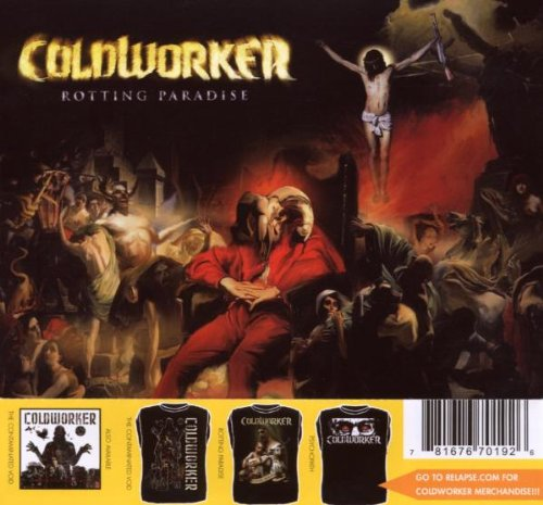 Coldworker: Rotting Paradise (Audio CD)