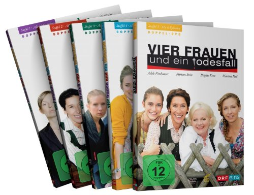 Staffel 1-5 (10 DVDs)