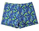 HaoLian Baby Jungen Badehose kleinkind Boxer Badeshorts Schwimmwindel UV-Schutz Schwimmhose Badewindel Shorts Schwimmbekleidung-5-12 Jahre Alt
