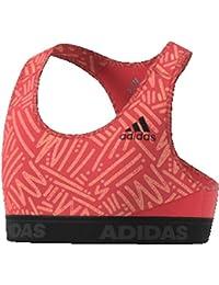 Adidas Yg Ask SPR Sujetador Deportivo, Niñas, (cortiz/Correa), 170