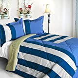 Best Sets Croscill Couette - [respectueux Katy] matelassé patchwork Duvet Alternative Couette, Microfibre Review