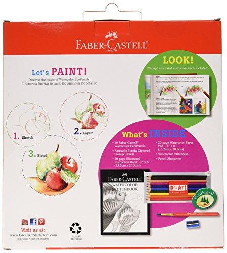 Faber Castell Faber Castell Do Art Watercolor Pencils