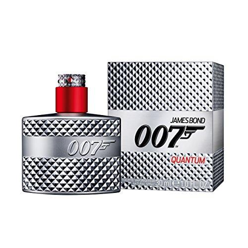 James Bond 007 Quantum Eau de Toilette Natural Spray, 30 ml