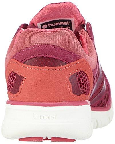 hummel HUMMEL CROSSLITE Damen Hallenschuhe Pink (Malaga 4492)