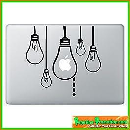 Adesivo per MacBook Air (lampadine di Apple 13, 15, 17Zoll) kt-0055-fr