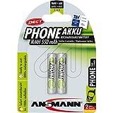 NiMH-Akku Dect 550 mAh Micro 5035523 Ansmann (VPE=2)