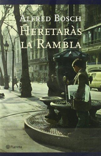 Portada del libro Heretaràs la Rambla (Ramon llull)