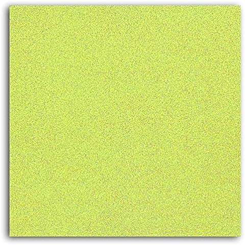 Mademoiselle Toga meg812brillare thermocollant tessuto giallo fluo 21x 30x 0,1cm